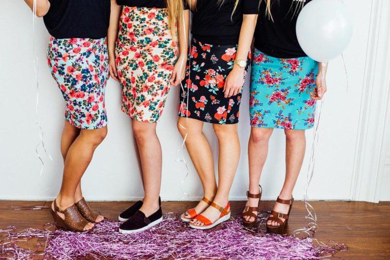 Na wiosnę warto nosić spódnice i sukienki o różnych długościach