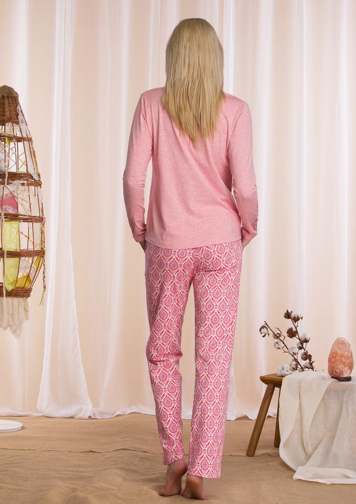 Komfortowe w noszeniu stylowe piżamy dla pań